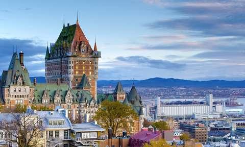Săn Vé Eva Air Khám Phá Thành Phố Cổ Quebec