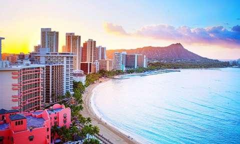 Vé máy bay đi Honolulu Hawaii bao nhiêu tiền tại TPHCM