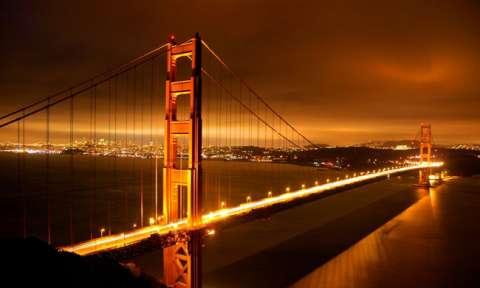 Khám phá cầu vàng ở Mỹ tại San Francisco