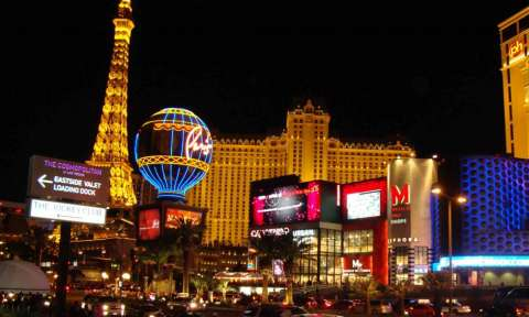 Vé máy bay giảm giá đến Las Vegas giá rẻ cho người yêu du lịch
