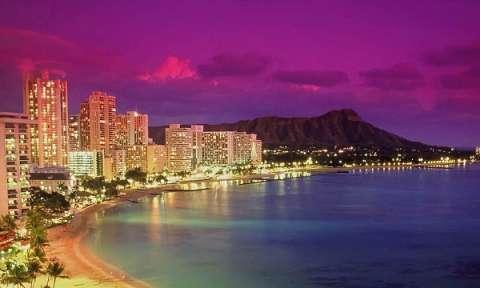 Vé máy bay đi Honolulu (Hawaii) giá rẻ 460 USD của Eva Air