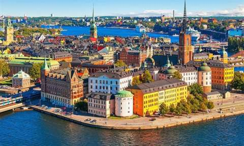 Tour du lịch Thụy Sĩ – Zurich giá rẻ tại TPHCM