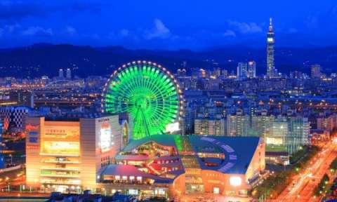Vi vu du lịch khám phá Đài Bắc chỉ từ 300 USD