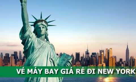 Eva Air: Ưu Đãi Giá Vé Đi New York Chỉ Từ 804 USD