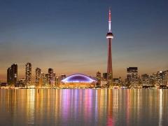 Du lịch Tháp CN tại Toronto