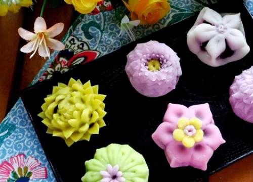 Những loại bánh ngọt hấp dẫn tại Nhật Bản