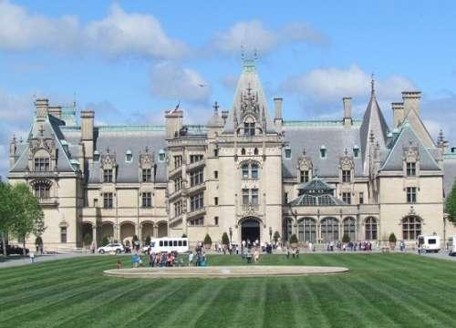 Đến thăm 10 công trình kiến trúc đẹp nhất nước Mỹ