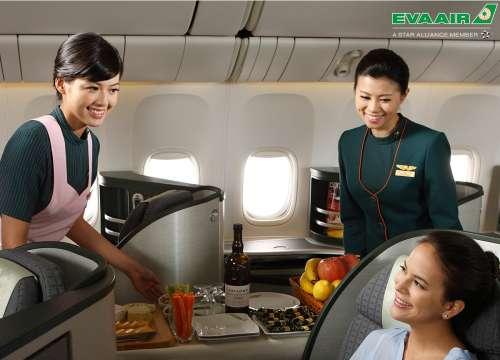 Văn phòng Eva Airlines