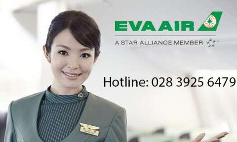 Số điện thoại EVA Air Việt Nam