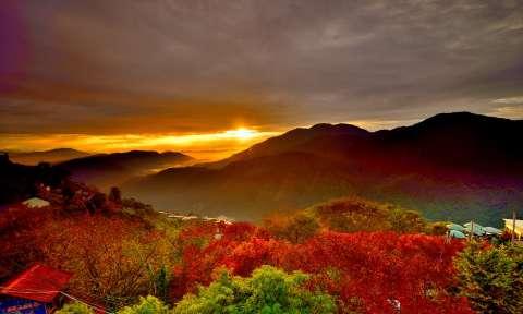 Đi du lịch Đài Loan mùa nào đẹp nhất