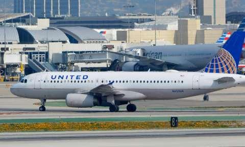 Đặt vé máy bay đi Los Angeles United Airlines