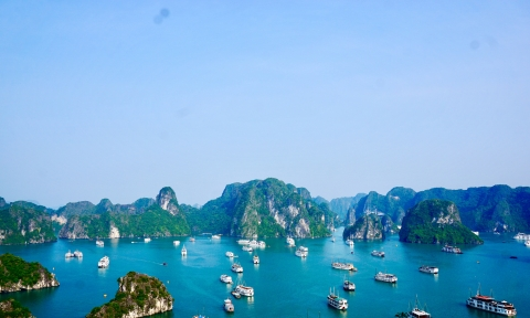 Vé máy bay từ Mỹ về Việt Nam bao nhiêu
