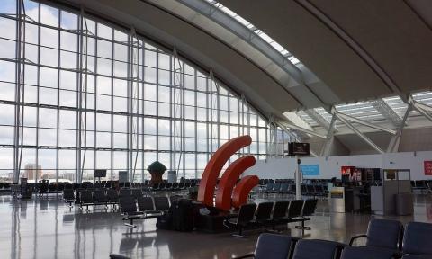 Sân bay lớn nhất tại Canada