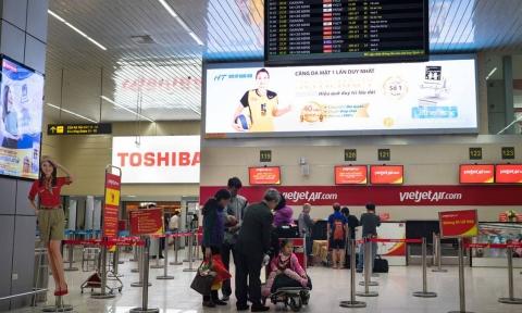 Giá vé máy bay Tết 2019 Vietjet