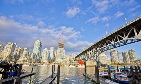 Vé máy bay đi Canada 2019 giá rẻ