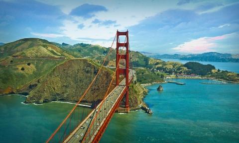 Vé máy bay đi San Francisco 2019 giá rẻ