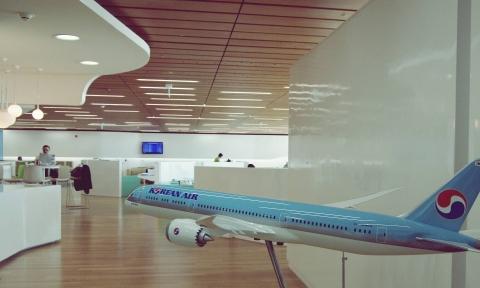 Vé máy bay đi Canada 2019 Korean Air