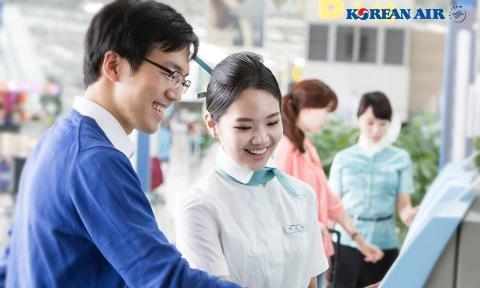 Vé máy bay đi Los Angeles 2019 Korean Air
