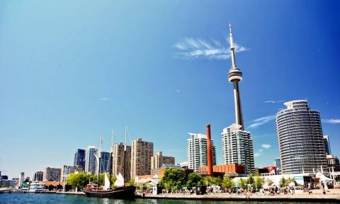 Vé máy bay đi Toronto 2019 giá rẻ