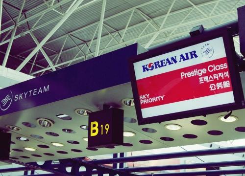 Vé máy bay đi San Francisco 2019 Korean Air