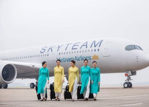Vé máy bay đi Toronto 2019 Vietnam Airline