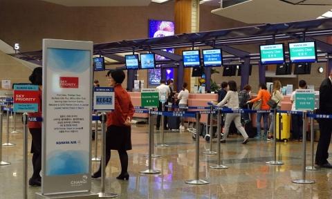 Vé máy bay đi Toronto 2019 Korean Air