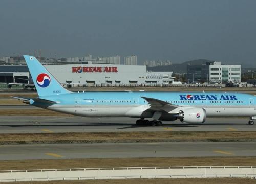 Vé máy bay đi Montreal 2019 Korean Air