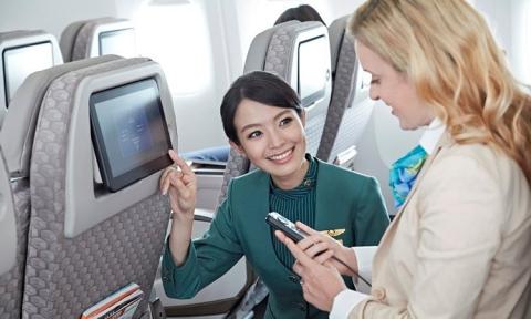 Cách chọn chỗ ngồi tốt nhất trên chuyến bay EVA Air