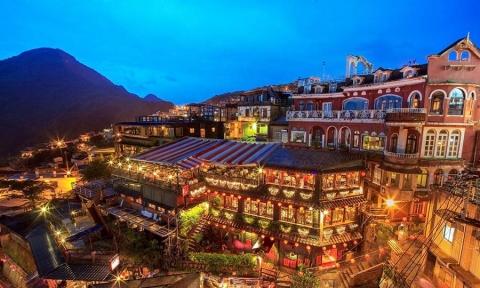 Làng cổ Cửu Phần ở Đài Loan có gì đặc biệt