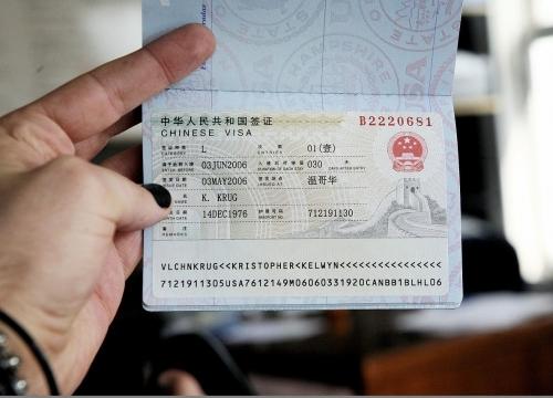 Những điều cần biết khi xin visa du lịch tại Trung Quốc