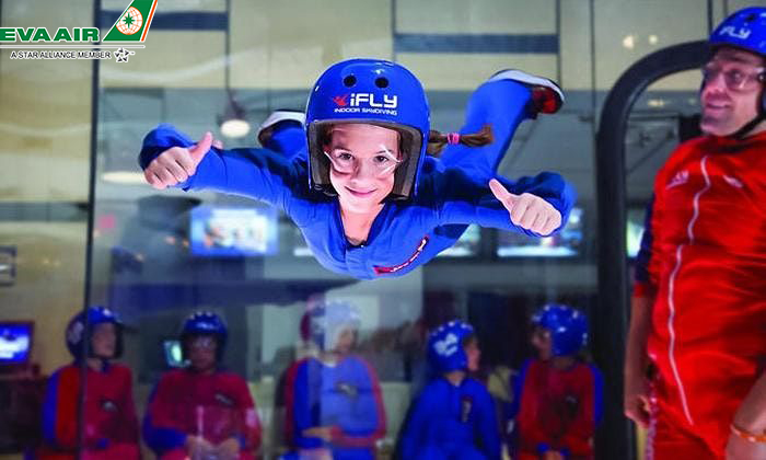 iFLY Indoor Skydiving Ontario