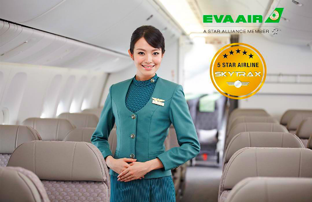 eva air vietnam