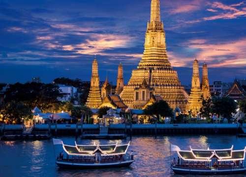 Vé máy bay đi Bangkok Thái Lan