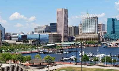 Vé Máy Bay Đi Baltimore Mỹ Chỉ Từ 359 USD