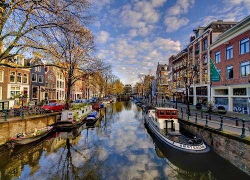 Vé máy bay Eva Air đi Amsterdam