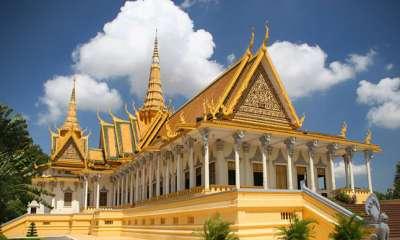 Vé máy bay đi Phnom Phenh