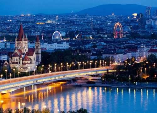 Vé máy bay Eva Air đi Vienna