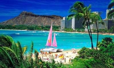 Vé Máy Bay Đi Honolulu Hãng Eva Air Giá Rẻ