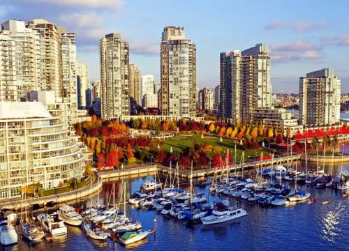Vé Máy Bay Đi Vancouver Canada Giá Rẻ
