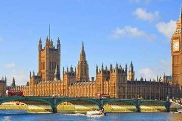 Vé máy bay đi London giá rẻ