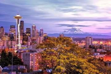 Vé Máy Bay Đi Seattle Eva Air Giá Rẻ