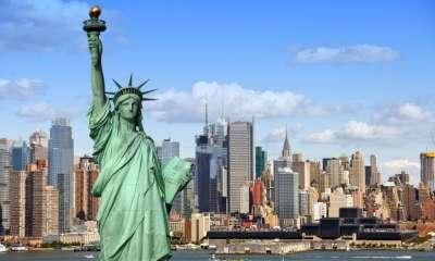 Vé Máy Bay Đi New York Mỹ Giá Rẻ