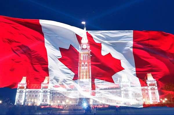 Vé đi Canada mùa Noel tại Vaness Booking