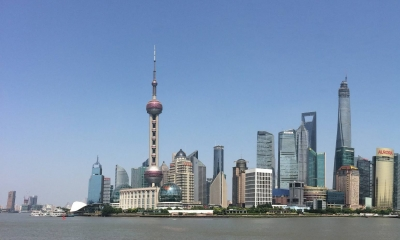 Vé máy bay đi Thượng Hải EVA Air