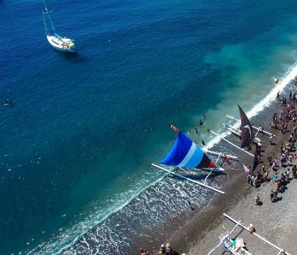 Vé máy bay đi Bali EVA Air