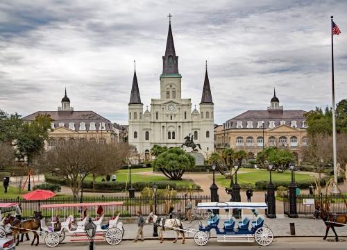 Vé máy bay đi New Orleans EVA Air