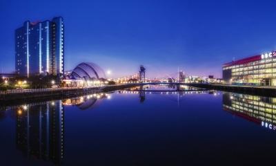 Vé máy bay EVA Air giá rẻ đi Glasgow – Anh