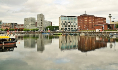 Vé máy bay EVA Air giá rẻ đi Liverpool – Anh