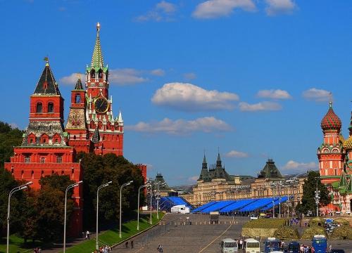 Vé máy bay EVA Air giá rẻ đi Nga