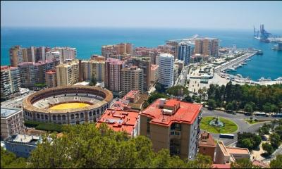 Vé máy bay EVA Air giá rẻ đi Magala - Tây Ban Nha